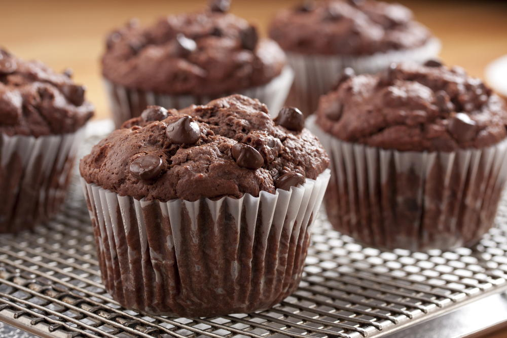 Photo of Csokis Muffin Recept